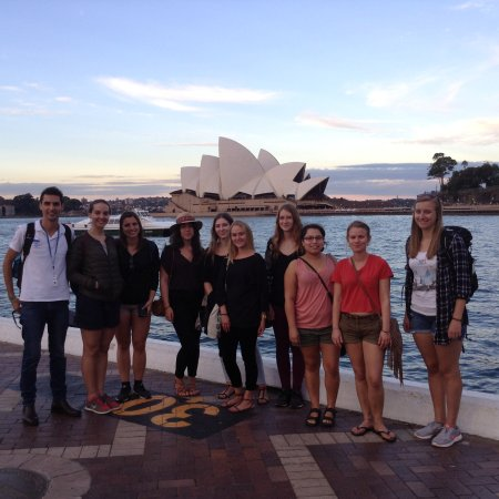 Welcome Walking Tours: A great sunset