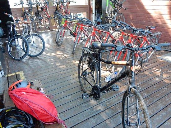 Ma Bicyclette: Bike Rentals