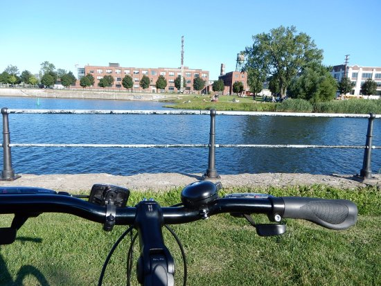Ma Bicyclette: Lachine Canal