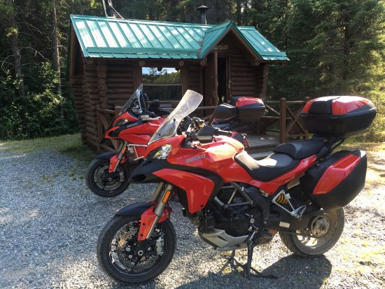 Rouyn-Noranda, Kanada: Awesome cabins with complete serenity