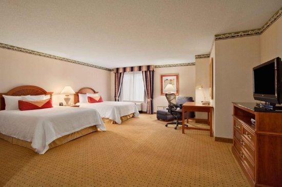 Bridgewater, Nueva Jersey: Two Queen Bed Accessible Room