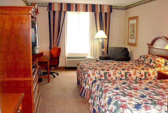 Bridgewater, Nueva Jersey: Standard Room