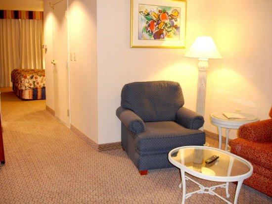 Bridgewater, Nueva Jersey: Suite Room