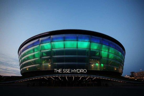 Hilton Garden Inn Glasgow City Centre : Hydro Arena