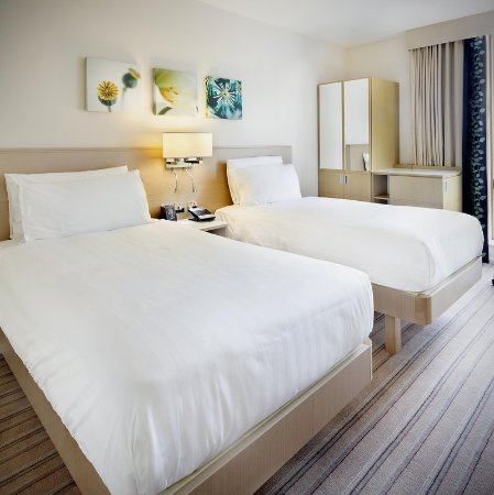 Hilton Garden Inn Glasgow City Centre : Twin Room