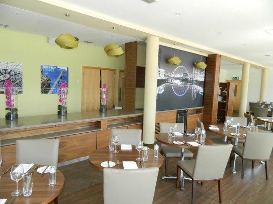 Hilton Garden Inn Glasgow City Centre : City Cafe Bar and Grill