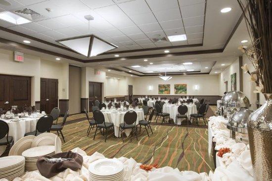 Hilton Garden Inn Springfield: Wicklow Ballroom Reception