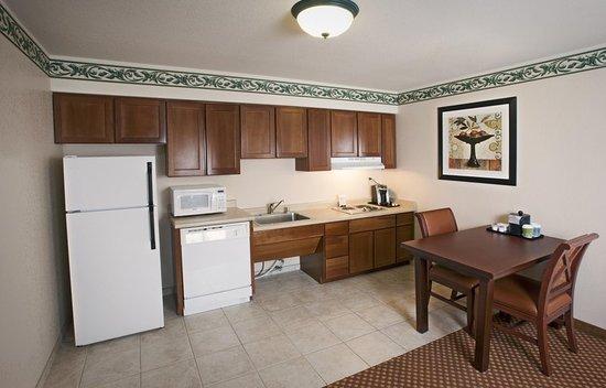 Elko, NV: Guest Suite Kitchen