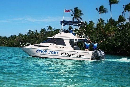 ‪Coral Coast Fishing Charters‬
