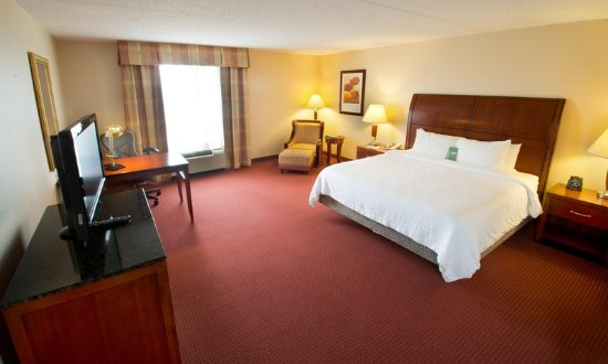 Hilton Garden Inn Pittsburgh/Southpointe: Accessible King