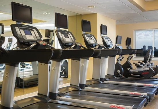 Marriott's BeachPlace Towers: Fitness Center