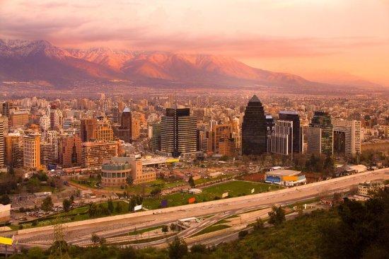 Hilton Garden Inn Santiago Airport: Las Condes & Providencia