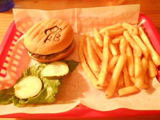 Buckaroo Bills: Buffalo Burger