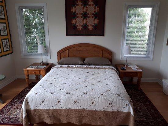 Merrickville, Kanada: belle chambre