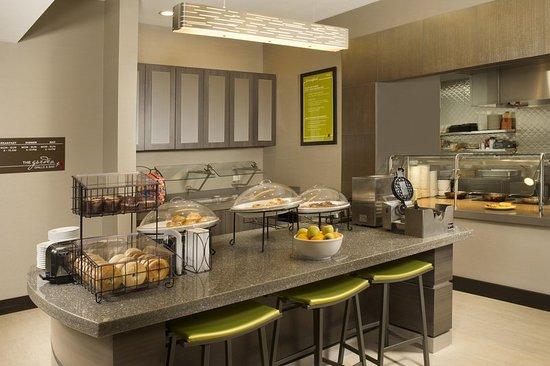 Breakfast Picture Of Hilton Garden Inn College Station Bryan Tripadvisor