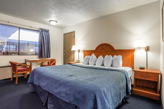 Sandpoint, ID: King guest room