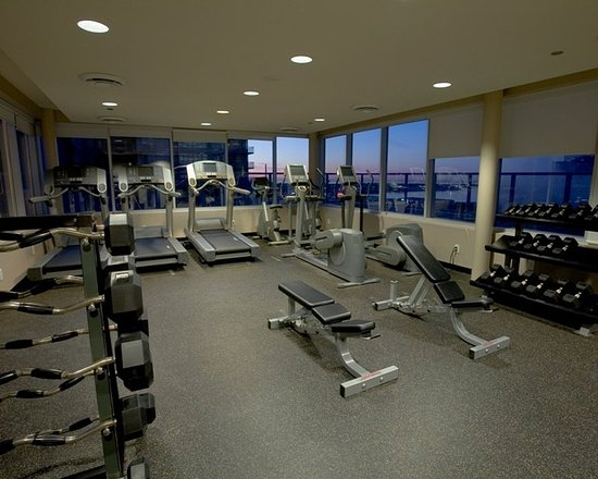One King West Hotel & Residence: Fitness Centre
