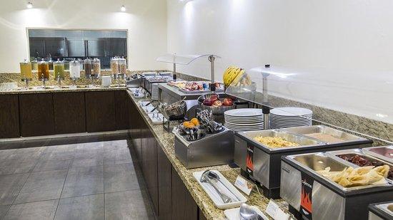 Holiday Inn Express Guadalajara Autonoma: Buffet