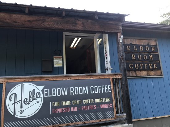 Williamsburg, MA: Elbow Room Coffee