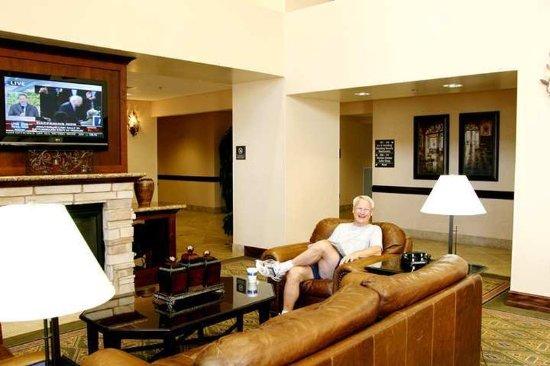 Altus, Оклахома: Lobby