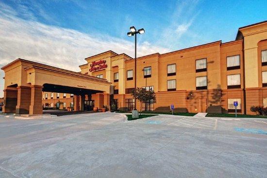 Altus, Оклахома: Hotel Exterior