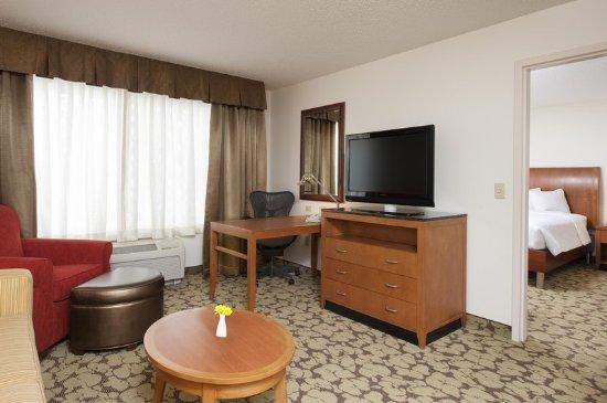 Hilton Garden Inn St. Paul/Oakdale - Suite Living Area