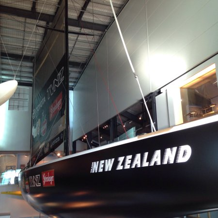 Voyager New Zealand Maritime Museum : photo2.jpg