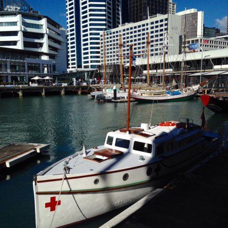Voyager New Zealand Maritime Museum : photo3.jpg