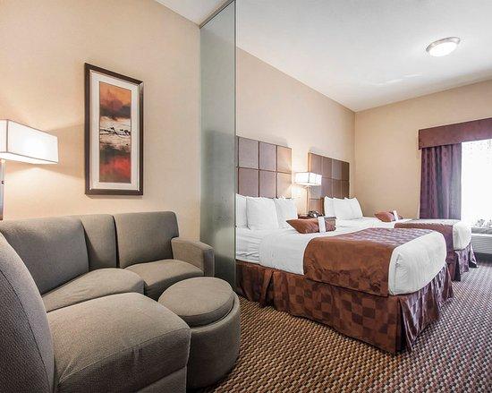 Comfort Suites Kelowna: Miscellaneous