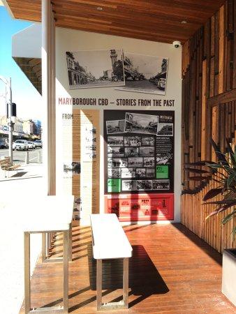 Streetscape and Maryborough Story Trail: photo0.jpg