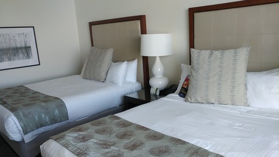 Fallsview Casino Resort: Fallsview room.