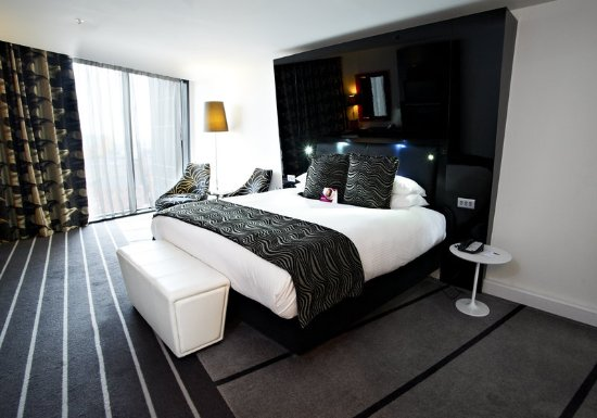 Crowne Plaza Manchester City Centre: King Club Deluxe Room
