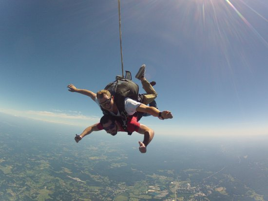 Cedartown, GA: 14,000 foot jump