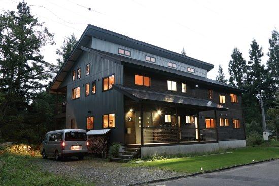 Bears Den Mountain Lodge: Lodge shuttle