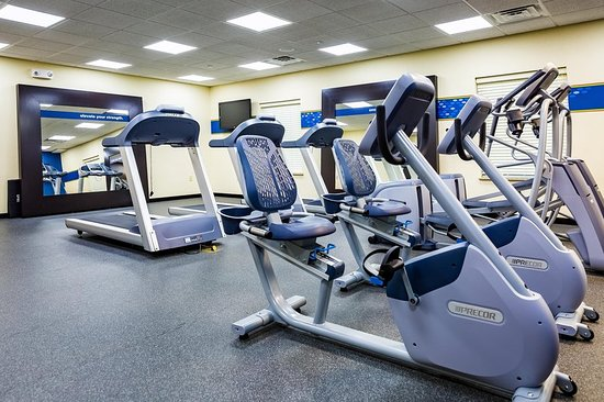 West Middlesex, Pensilvania: Fitness Center