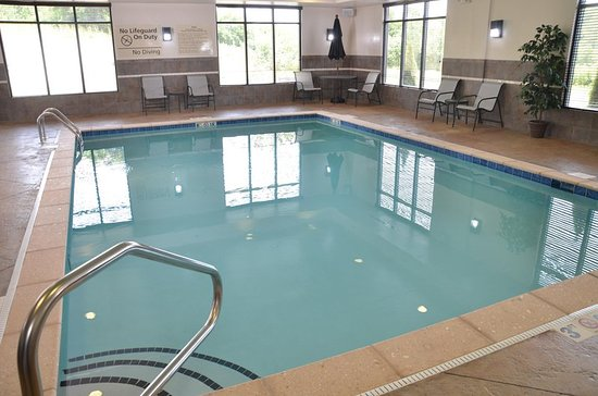 West Middlesex, PA: Indoor Pool