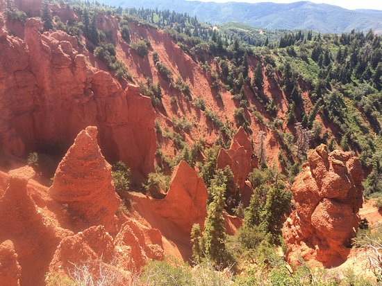 Nephi, UT: Devil's Kitchen Overlook