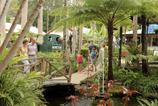 Yandina, Australien: Gardens at the Ginger Factory