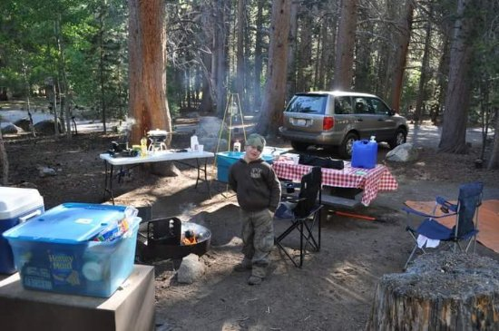Jackass Meadow Campground: 2010 to 2015 Jackass Meadows
