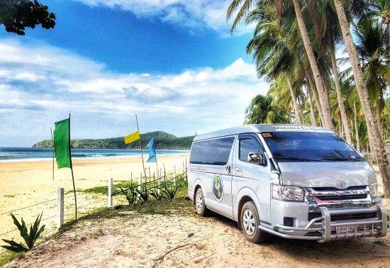 Nacpan Beach Shuttle Service