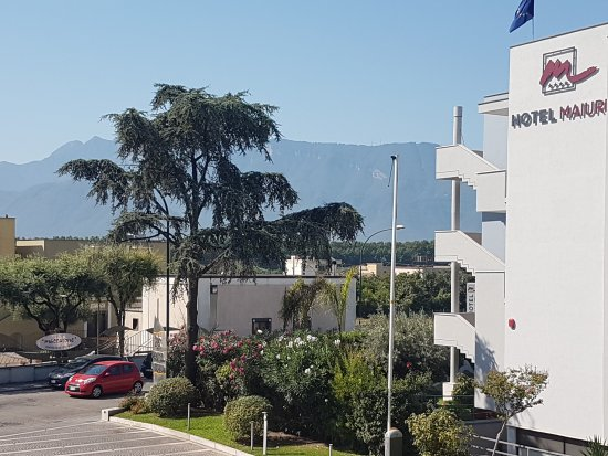 Pompei Resort: 20170801_101211_large.jpg