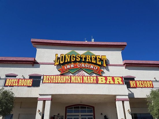 Longstreet Hotel & Casino: Oasis found!
