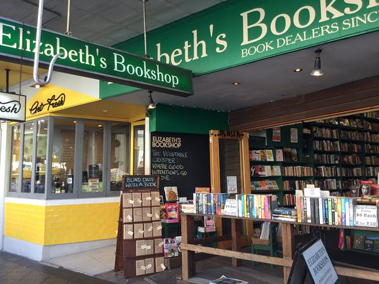 Elizabeth's Secondhand Bookshop