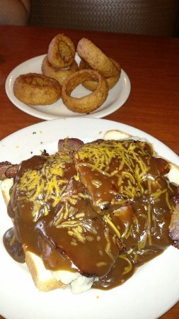 Ritzville, Waszyngton: Great food wonderful portions