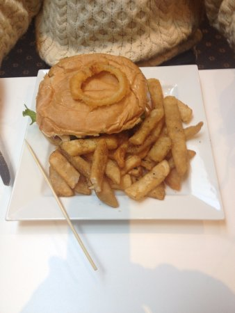 Pambula, Australia: Chicken Burger