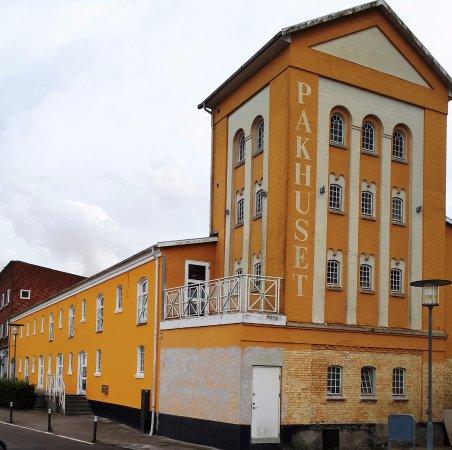 Sakskoebing, Denmark: Gamla Packhuset