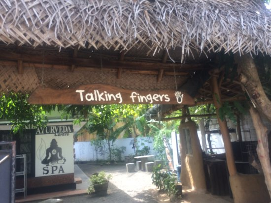 Talking Fingers