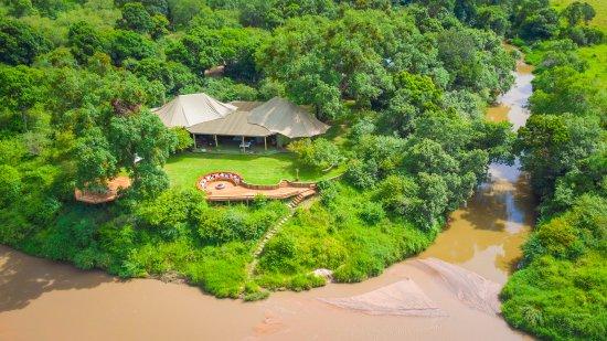 Sala's Camp: Breathtaking Location