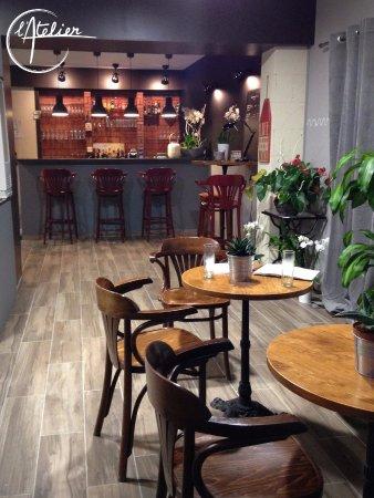 l 39 atelier saint cyr sur mer restaurant avis num ro de t l phone photos tripadvisor. Black Bedroom Furniture Sets. Home Design Ideas