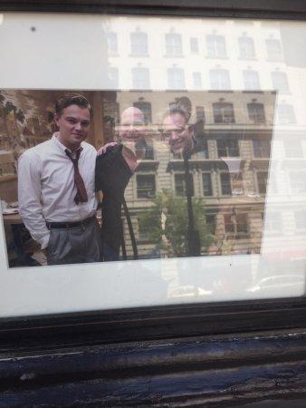 Barney Greengrass: レトロな店内がディカプリオの映画の撮影で使われたそう